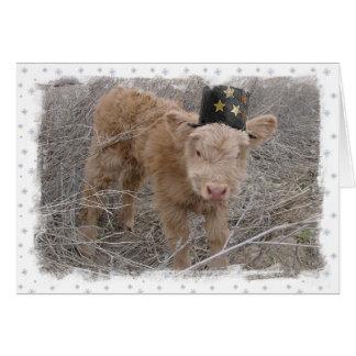 Card - Happy Moo Year!
