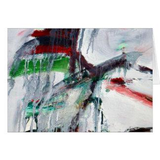 card-icicles by K Borkowski-Byrne Card