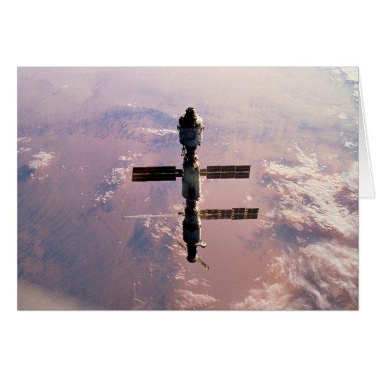 Card / International Space Station