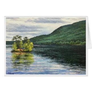 Card - Moose Pond