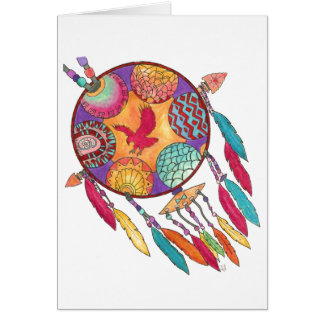 "Card ""native american"" southwestern artwork"