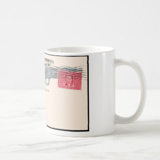 card, no address coffee mug