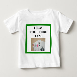 card player baby T-Shirt