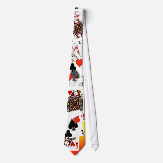 Card Player Tie!  Call! Tie
