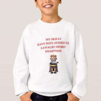 card players sweatshirt