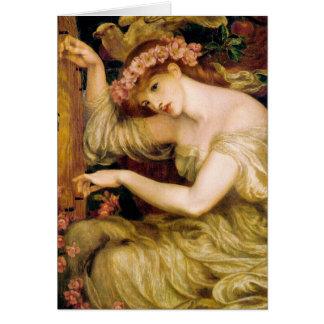 Card:  Rossetti - Sea Spell Card