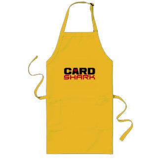 Card Shark apron