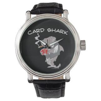 Card Shark Watch
