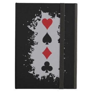 Card Splash custom iPad case