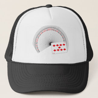 Card Spread Trucker Hat