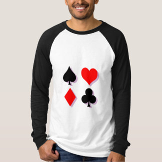 Card Suits T-Shirt
