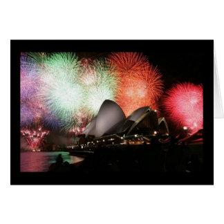 Card-Sydney Opera House Card