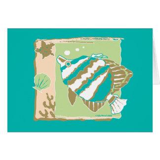 CARD ~ Tropical Fish