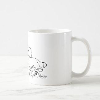 Cardi Moving a Sheep Coffee Mug