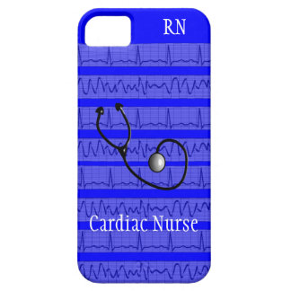 Cardiac Nurse Design iPhone 5 Barely There Case