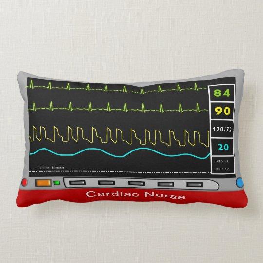 Cardiac Nurse Pillow Monitor Design