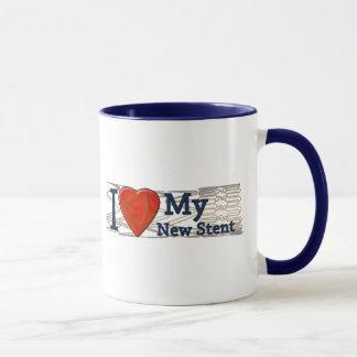 Cardiac Recovery Gifts | Stent T-shirts Mug