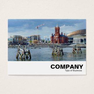Cardiff Bay Business Card