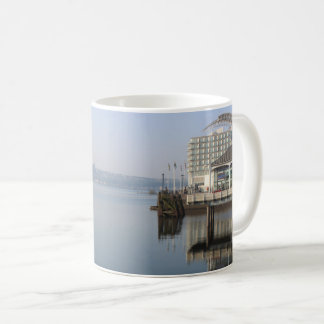 Cardiff Bay Reflections Coffee Mug