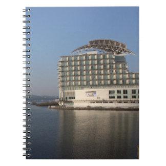 Cardiff Bay (Summer) Notebook