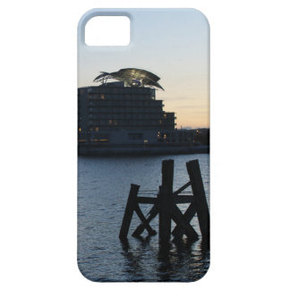 Cardiff Bay Sunset iPhone 5 Cover