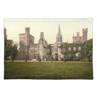 Cardiff Castle II, Cardiff, Wales Placemat