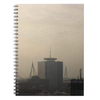 Cardiff City Skyline Notebook