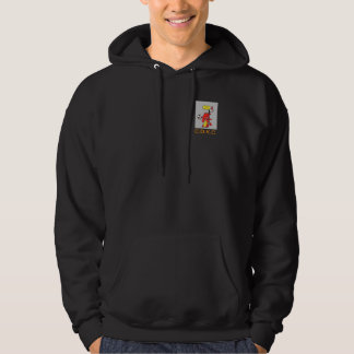 Cardiff Dragons Korfball Club Hoody Black