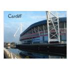 Cardiff Millennium Stadium Postcard