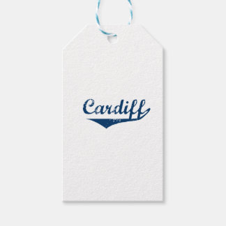 Cardiff Pack Of Gift Tags