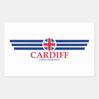 Cardiff Sticker