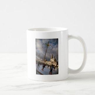 Cardiff Winter Wonderland Coffee Mugs