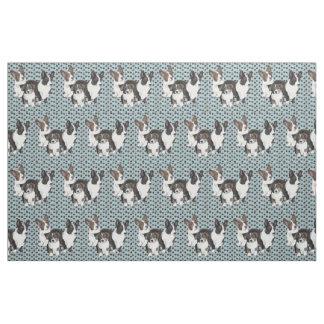 Cardigan Corgi fabric