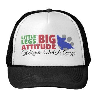 Cardigan Little Legs Trucker Hat