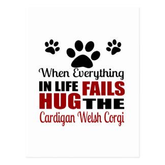 Cardigan Welsh Corgi Postcard