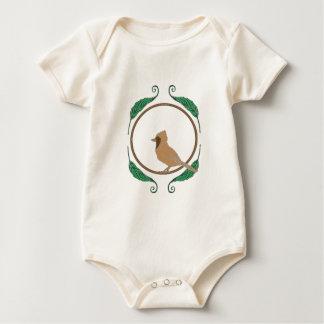 Cardinal 1 baby bodysuit