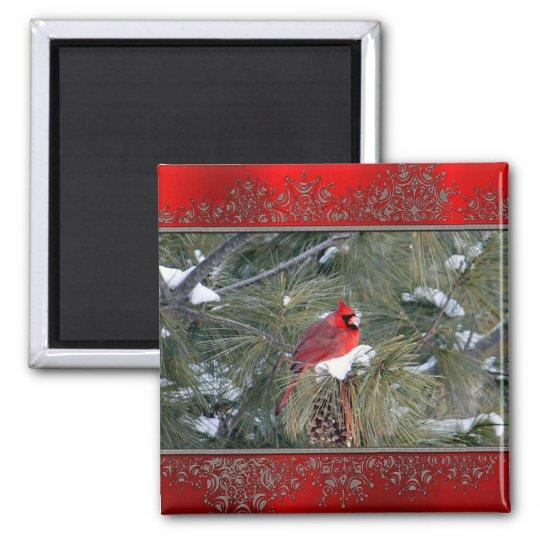 Cardinal 3097 magnet