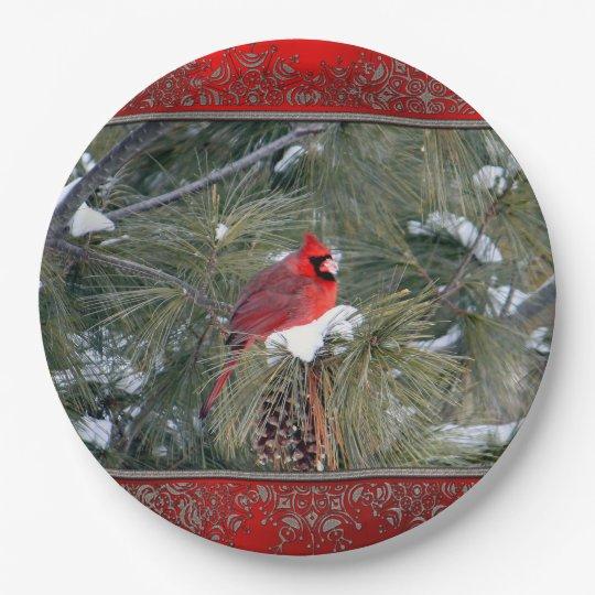 Cardinal 3097 paper plate