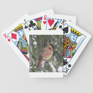 Cardinal Bicycle Playing Cards