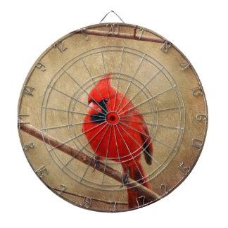 Cardinal Dartboard