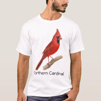 Cardinal Male copy T-Shirt