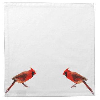 Cardinal(s) Napkin