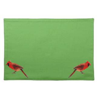 Cardinal(s) Placemat