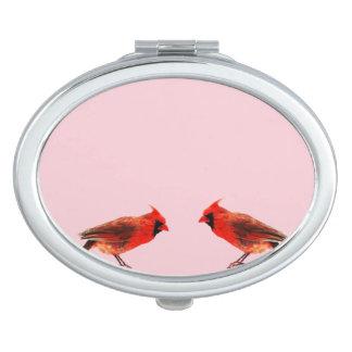 Cardinal(s) Vanity Mirror