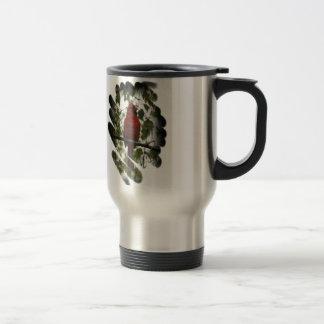 Cardinal Swerl Travel Mug