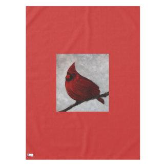 Cardinal Table Cloth