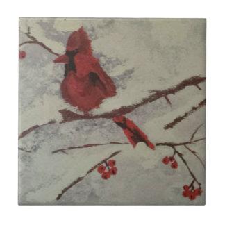 cardinal tile