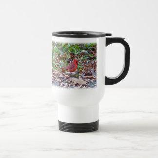 Cardinal Wild Songbird Series Travel Mug