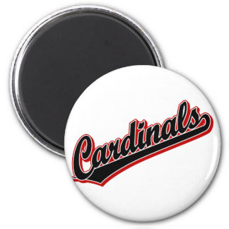 Cardinals in Black Magnet