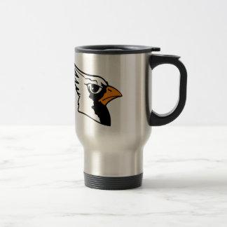 Cardinals Mascot Travel Mug